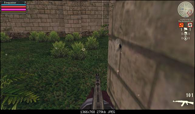 Click image for larger version.  Name:Bullethole.jpg Views:26 Size:278.8 KB ID:28420