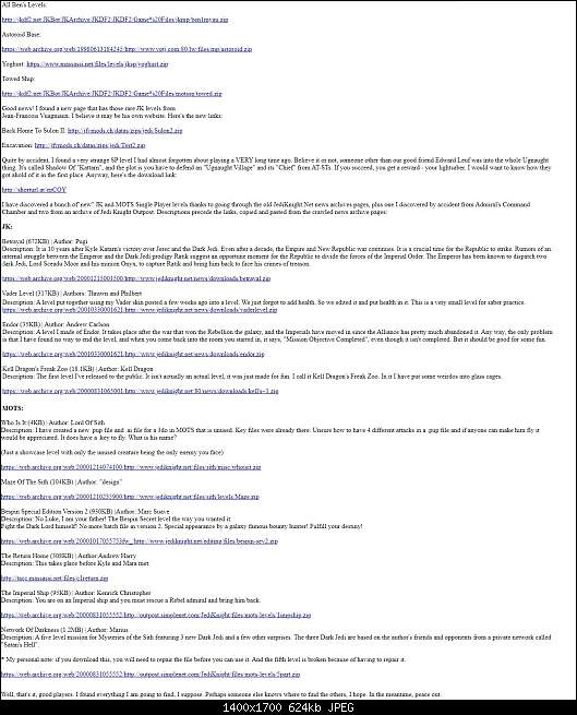 Click image for larger version.  Name:Screen Grab Of My Post From JKHub.Net.jpg Views:61 Size:623.8 KB ID:28850